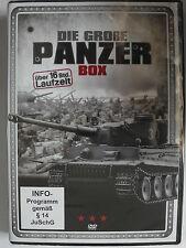Die große Panzer Box - über 16 Stunden Filmmaterial - Weltkrieg Wehrmacht, Tiger