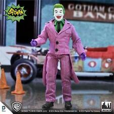 BATMAN 1966 TV SERIES 1 JOKER;  8 INCH ACTION FIGURE NEW IN POLYBAG