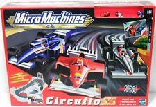 MICROMACHINES CIRCUITO F1-PISTA CON TURBOLANCIO