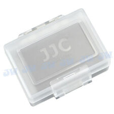 JJC Water-resistant Storage Case for Canon Nikon Sony Fujifilm Camera Battery