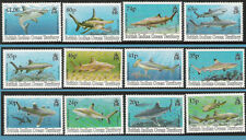 BIOT B.I.O.T. 151-62 SG 155/66 Sharks Definitive PO Fresh set Mint NH