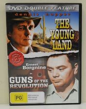 The Young Land / Guns Of The Revolution, Double Feature, DVD