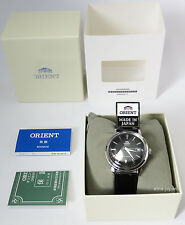 ORIENT Watch Classic automatic Rome Bambino SAC00004B0 Black made in japan