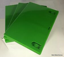 3 New Xbox Original Replacement Game Cases | Official Microsoft | Amaray Green