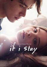 IF I STAY (DVD, 2014) NEW (free song download)