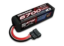 "Traxxas 4S ""Power Cell"" 25C LiPo Battery w/iD Traxxas Connector (14.8V/6700mAh)"