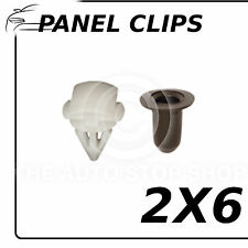 Panel Bodyside Trim Clips VW Scirocco/Passat/Tiguan Quantity: 2x6 Part 1488