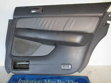 1997 Acura RL passenger right rear door panel