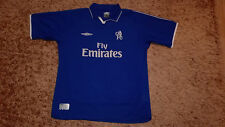 umbro CHELSEA LONDON FC shirts jersey oldschool vintage retro maillot trikot