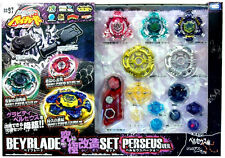 TAKARA TOMY BEYBLADE bb-97 Gravity Destroyer Perseus + Stringa Launcher LR GRIP + Set