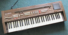 Awesome Vintage Casio Casiotone 701 Keyboard Synthesizer With Extras