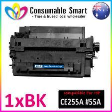 1 Compatible CE255A #55A HP LaserJet P3010 Printer HP Toner Cartridge
