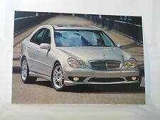 Mercedes-Benz C-Klasse W203 - C 32 AMG von 2003 - Presse-Foto pressfoto (M0049