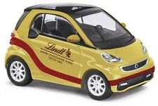 "Busch 46205 Smart Fortwo´12 ""Lindt"" gold "" 1:87"