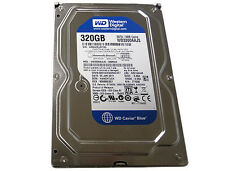 "Western Digital Blue WD3200AAJS 320GB 8MB Cache 7200RPM 3.5"" Desktop Hard Drive"