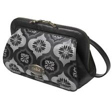 PETUNIA PICKLE BOTTOM Cameo Clutch BLACKOUT FONDANT CAKE Diaper Bag Purse $365