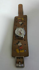 Vintage Bradley Mickey Mouse Watch - For Parts or Repair
