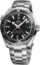 CLEARANCE AUTHENTIC OMEGA PLANET OCEAN GMT MENS WATCH SALE | 232.30.44.22.01.001