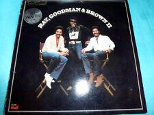 Ray, Goodman & Brown - II / 1980 LP NICE Vinyl
