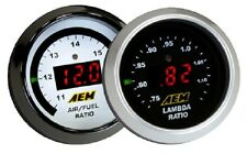 AEM 30-4110 AFR 52mm Wideband O2 UEGO Controller Gauge Air Fuel Ratio
