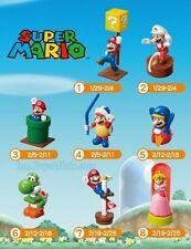 Mcdonald's Super Mario (set of 6 figures only)