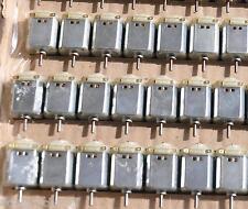 10 x  Mini Elektro- Motor von Johnson Für Modelbau, Eisenbahn  NF120G-1071
