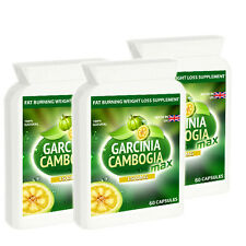 GARCINIA CAMBOGIA MAX 1500mg Diet Pills, Weight Loss   Appetite Suppressant
