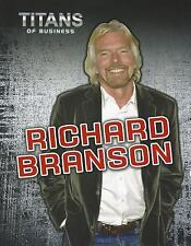Richard Branson (Titans of Business)-ExLibrary