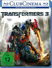 Blu-ray * TRANSFORMERS 3 - DARK OF THE MOON # NEU OVP =