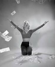 MARILYN MONROE 8x10  gentleman prefer blonds promo Photo by john Florea IM4