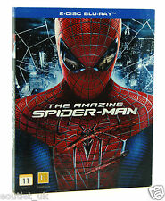 The Amazing Spiderman Blu-ray Gebiet B NEU