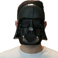The Mask Biz Darth Vader PVC Mask Prank Star Wars Costume Gag