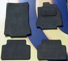 AUDI A4 & S LINE GREY QUALITY CARPET CAR MATS 2008 - 2012 WITH 2 CLIPS