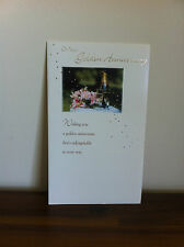 50th Golden Anniversary Greeting Card/Gift - Congratulations