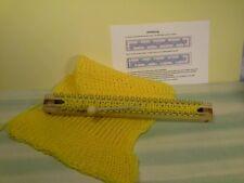 Strickstab mit 52 Haken & Stricknadel Strickliesel stricken leicht und einfach