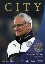 2015/16 - LEICESTER CITY v SWANSEA CITY (24th April 2016)