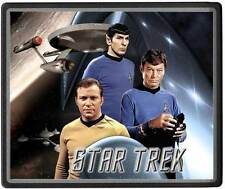 Star Trek Raumschiff Enterprise mit William Shatner, Leonard Nimoy  Mauspad [M1]