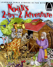 ARCH BOOKS Noah's 2-by-2 Adventure (pb) by Concordia Publishing House NEW