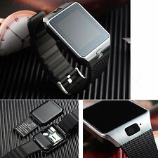 Men Smart Wrist Watch Bluetooth With Camera For Android Samsung Galaxy Note 4 5