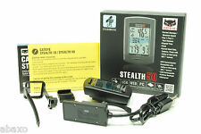 Cateye Stealth 50 Wireless GPS Ant+ Cycling Computer Head Unit CC-GL50 Bike