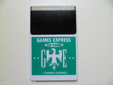 PC Engine GT Core Duo hu jeu de cartes carte express pour av tanjou