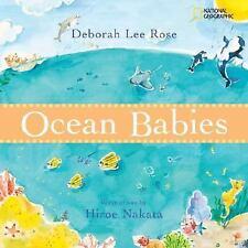 Ocean Babies Rose, Deborah Lee Hardcover