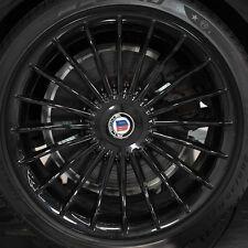 """BMW F01 F02 7 Series 2009+ Alpina OEM Classic Black 21"""" B7 Wheel & Hub Set NEW"""