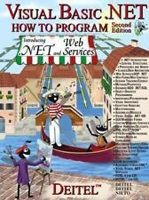 Visual Basic.NET How to Program, Second Edition, Nieto, Tem R., Deitel, Paul J.,