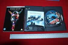 MICHAEL JACKSONS THIS IS IT TWO DISK SPECIAL EDITION DVD