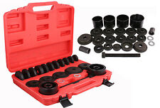 FWD Front Wheel Drive Bearing Removal Adapter Puller Pulley Tool Kit 23PC W/ Box