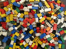 Lego 100 x 1x2 and 1x3 BRICK MIX - Various Colours 3004 / 3622 / 2357
