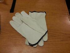 TRUCK DRIVERS GLOVE GRAIN COWHIDE EXTRA LARGE WORK GLOVE 1 PAIR G4720-XL