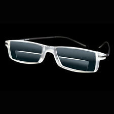3D / 6D Eschenbach Mini Frame Bifocal Reading Glasses Low Vision Easy to See