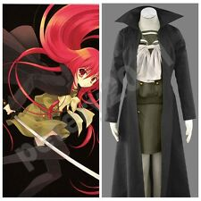 Custom-made Shakugan no Shana Shana Outfit Anime Halloween Cosplay Costume
